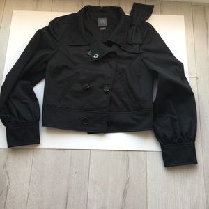 Armani Exchange Jacket with Bow detail - New